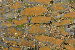 Lighthouse pavement