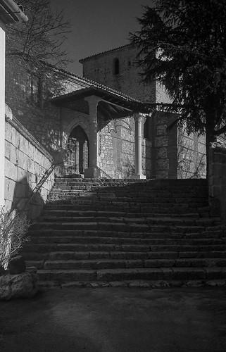 Valdepeñas de la Sierra, iglesia de La Purificación.