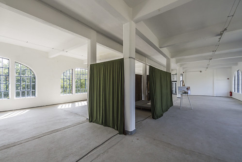 »Hotel Egon« im Eiermannbau