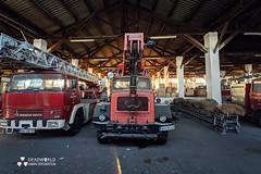 UE: Firefight Barn