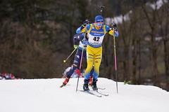 Biathlon Grand-Bornand / Ski de fond
