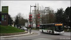 Man Lion's City – Transdev – CTA (Compagnie des Transports de l'Atlantique) (STAO PL, Société des Transports par Autocars de l'Ouest – Pays de la Loire) n°7848 / TAN (Transports en commun de l'Agglomération Nantaise) n°9080