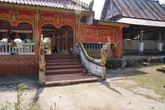 Laos ile de Khône Wat Khon Tai
