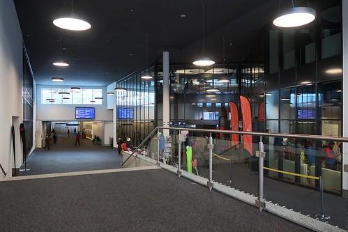 Andermatt - New Station Building