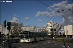 Man NL 223 – RATP (Régie Autonome des Transports Parisiens) / STIF (Syndicat des Transports d'Île-de-France) n°9135