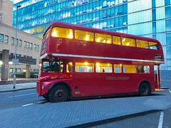 Glowing Routemaster