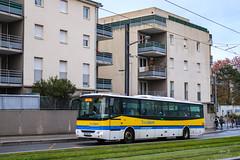 Transisère / Irisbus Axer C956 12.8 n°833 - VFD