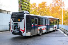TCL / Iveco Urbanway 12 n°2447
