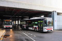 TCL / Iveco Urbanway 12 n°3061 et Iveco Urbanway 12 n°3207