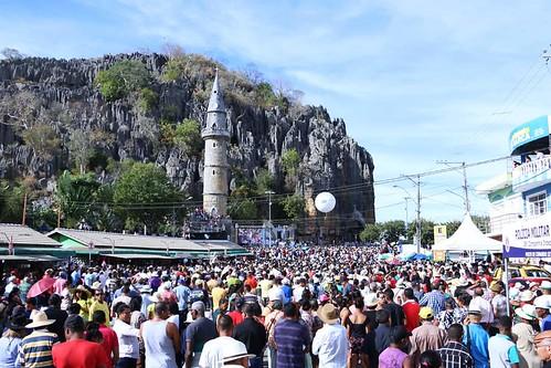Missa festiva do Bom Jesus da Lapa no dia 06/08/2018.