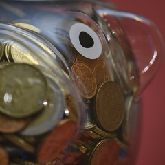 Lens Piggybank
