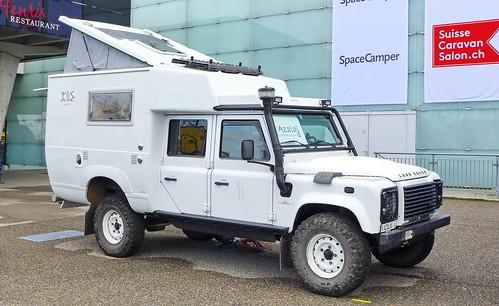 Land-Rover Defender Azalai Wohnmobil in Bern 25.10.2019 2617