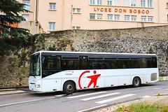Irisbus Crossway 12.8 n°7607 - Transdev RAI