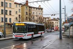 TCL / Iveco Urbanway 12 n°2450