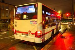TCL / Caetano/MAN Lion's City Midi n°167002 - Keolis Planche