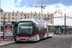 TCL / Irisbus Cristalis ETB18 n°1908