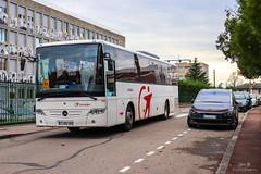 TCL / Mercedes-Benz Intouro n°7555 - Transdev RAI