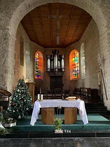 Église Sainte-Adèle-et-Saint-Martin d'Orp-le-Grand Catholic church