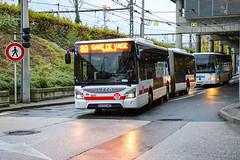 TCL / Iveco Urbanway 18 n°1017