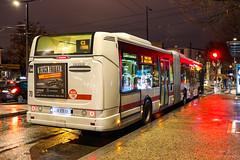 TCL / Irisbus Citelis 18 n°2201