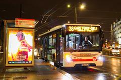 TCL / Iveco Urbanway 12 n°2438
