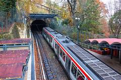 TCL / Alsthom MCL 80 n°206/205 - Station : Croix-Paquet