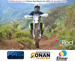 Enduro San Ramón Sur 2020