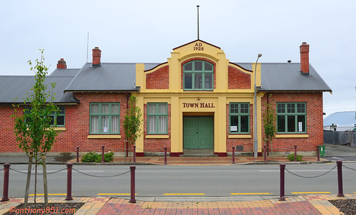 Pleasant Point Town Hall