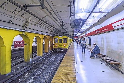 Estacion Carlos Gardel