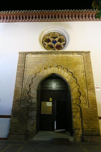 Iglesia de Santa María - Portada lateral