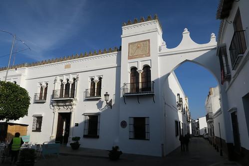 Palacio del Conde-Duque - Vista general