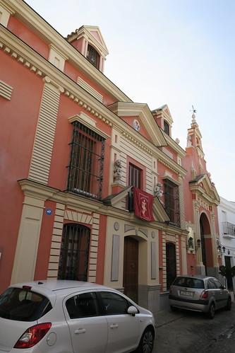 Capilla de la Santa Vera Cruz - Fachada