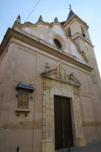 Iglesia de Santa María de las Nieves - Fachada