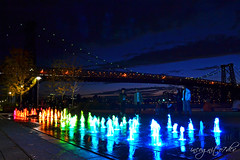 Domino Park & Williamsburg Bridge Williamsburg Brooklyn New York City NY P00399 DSC_0510