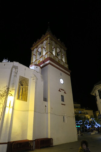 Iglesia de Santa María - Torre