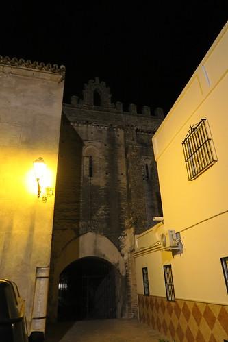 Muralla almohade - Puerta
