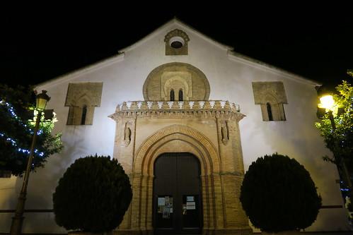 Iglesia de Santa María - Fachada principal