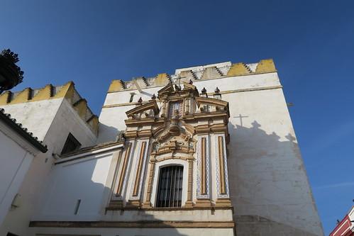 Iglesia de Santa María de las Nieves - Ventana