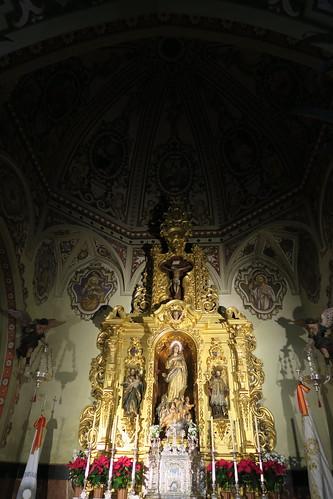 Iglesia de Santa María - Capilla lateral
