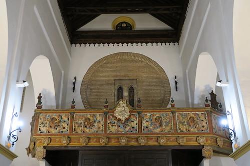 Iglesia de Santa María - Coro 2