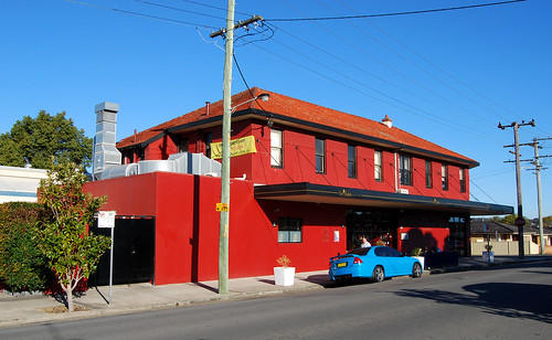 Duke of Wellington Hotel, New Lambton, Newcastle, NSW.