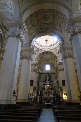Iglesia de San Juan Bautista - Interior