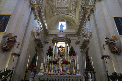 Iglesia de San Juan Bautista - Capilla mayor 2