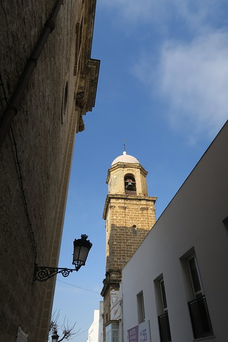 Iglesia de San Juan Bautista - Torre del reloj