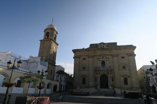 Iglesia de San Juan Bautista - Vista general