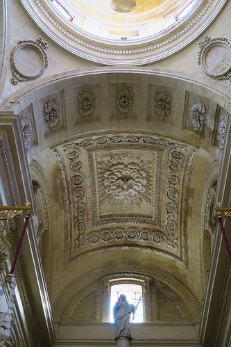 Iglesia de San Juan Bautista - Bóveda de la Capilla mayor