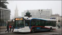Heuliez Bus GX 327 – STAC (Société de Transport de l'Agglomération Chalonnaise) (Transdev) / Zoom n°2122
