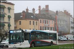 Heuliez Bus GX 337 – STAC (Société de Transport de l'Agglomération Chalonnaise) (Transdev) / Zoom n°2174