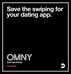 OMNY: Just Tap and Go Campaign
