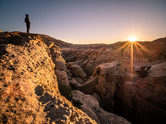 Sunset on Petra - Jordan - Travel Photography